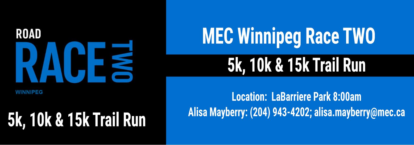 MEC Winnipeg Race Two