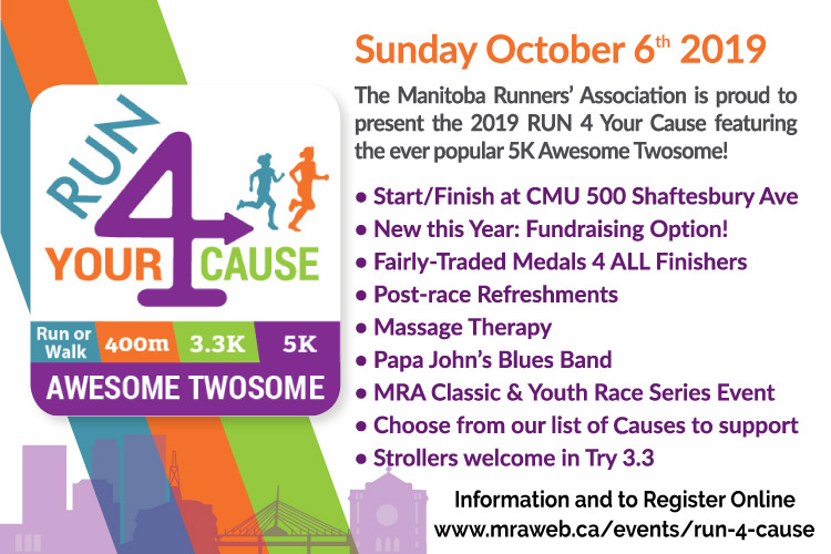 Run 4 Your Cause