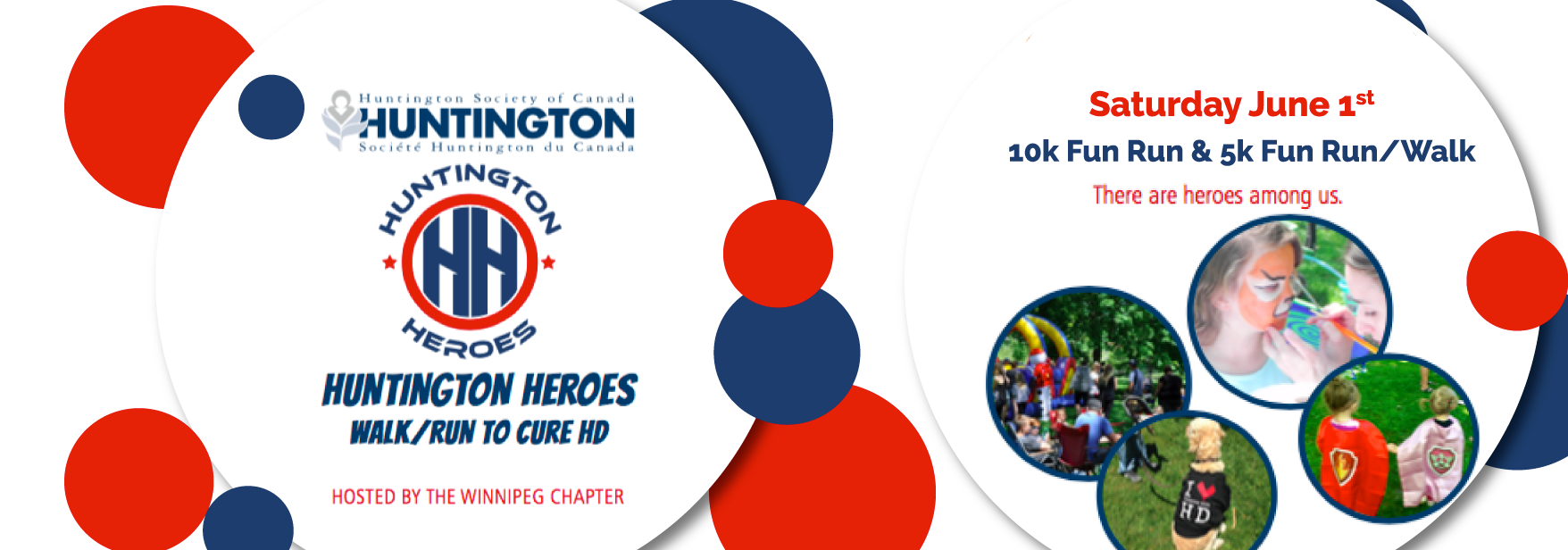 Huntington Heroes Walk/Run to Cure HD
