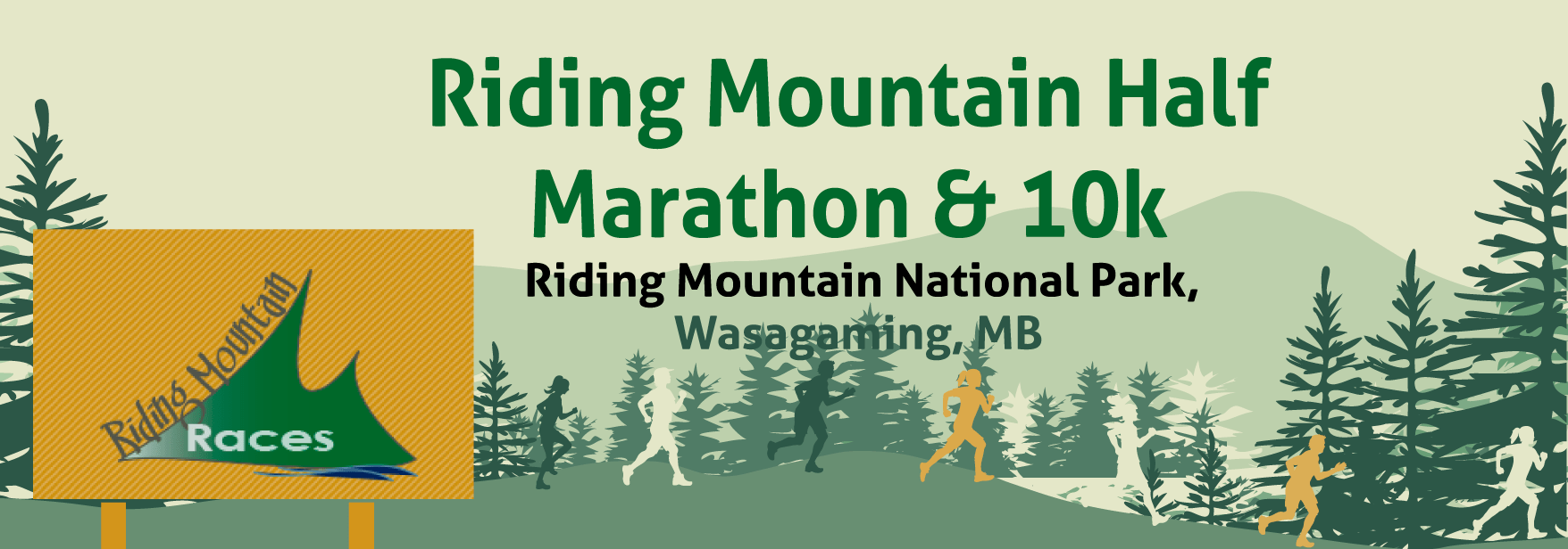 Riding Mountain Marathon 21.1K & 10K