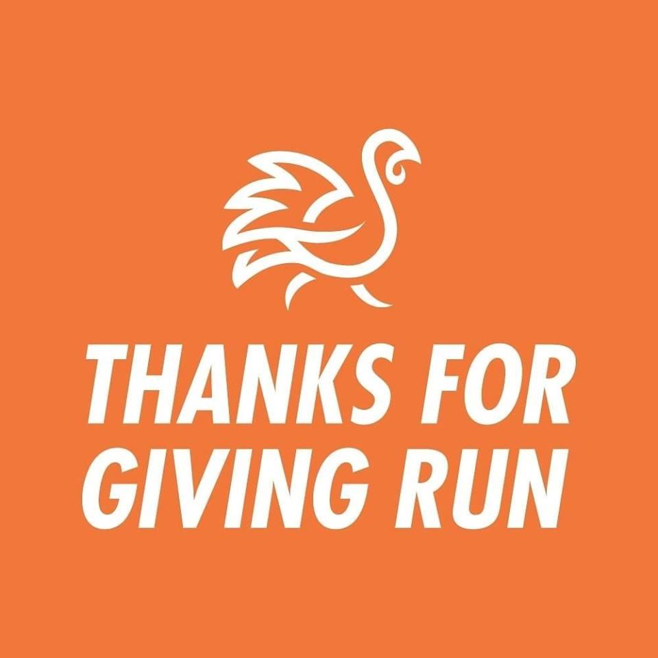 Winkler's Thanks for Giving Run **VIRTUAL EVENT SEP 25-OCT 12**