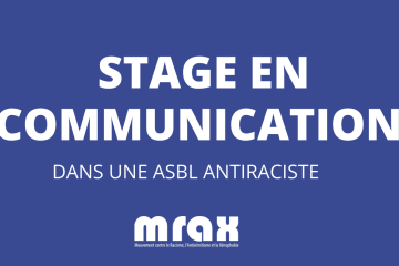 offre stage communication mrax