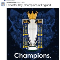 Leicester City - the people's champions