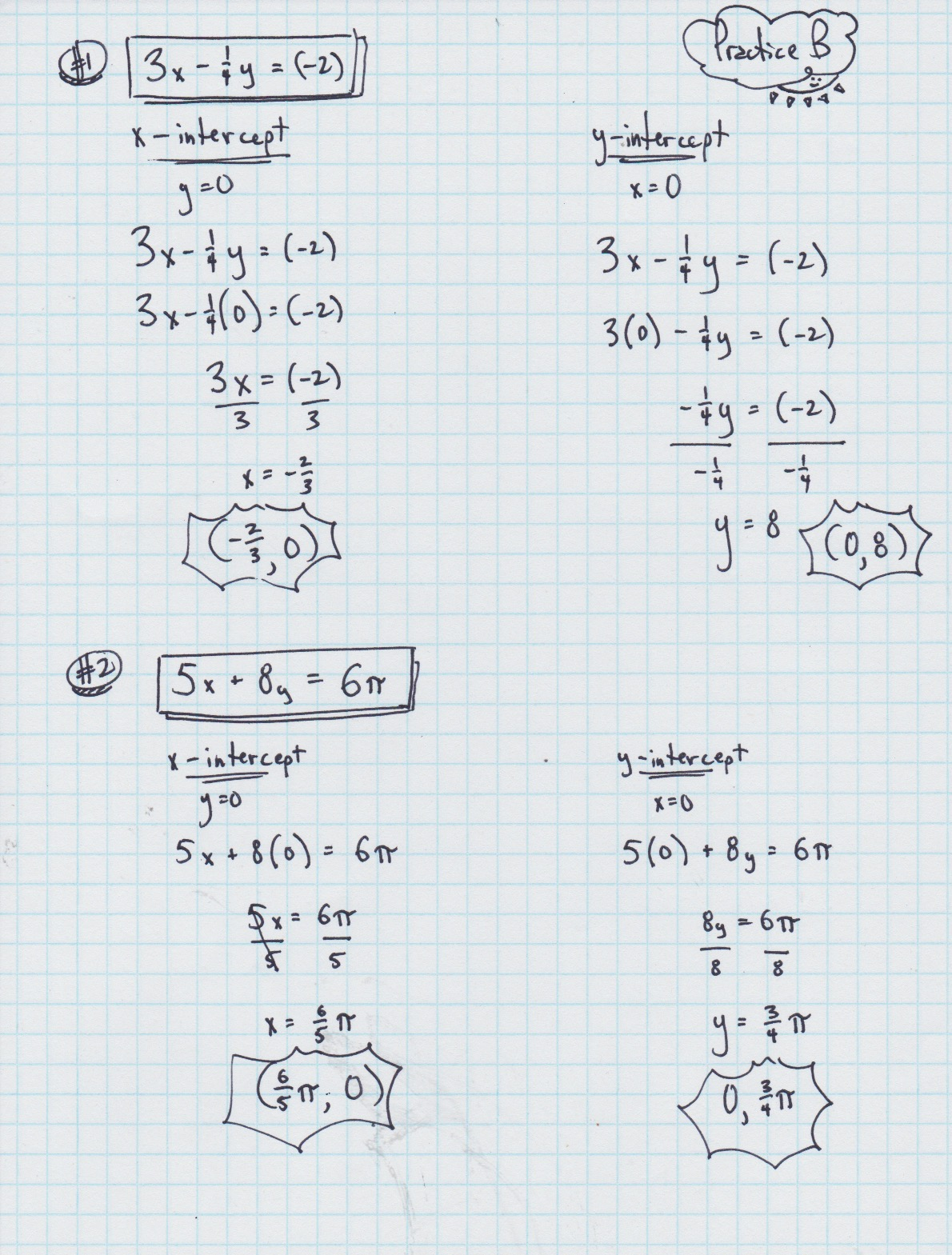 hight resolution of Yesterday's Work: Unit 3: Linear Functions - Have a Problem? Use Math to  Solve It!