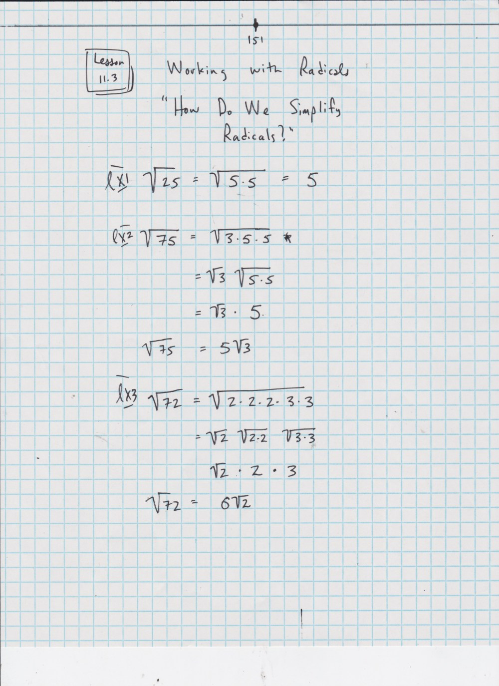 medium resolution of Honors Algebra: Today's Work - Have a Problem? Use Math to Solve It!