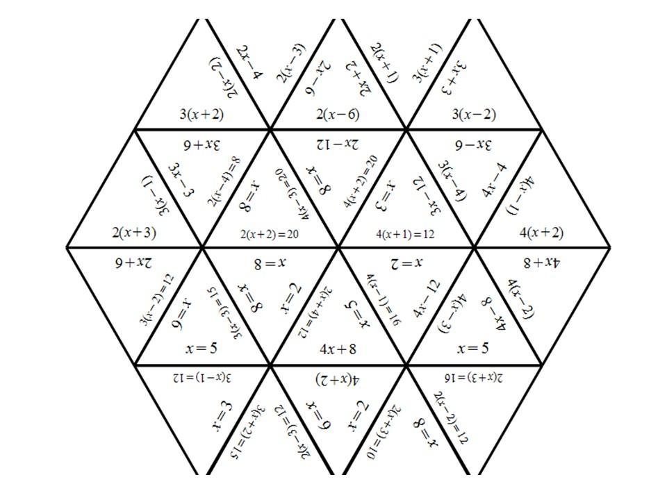 Tarsia Jigsaws on Mr Barton Maths