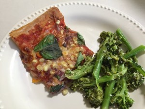 Summer Vegetable Pizza – Blue Apron