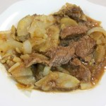 slow cooked round steak casserole recipe