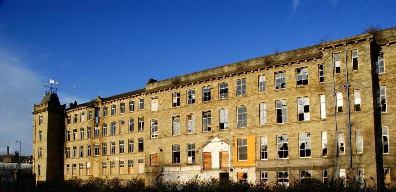 Midland mill inside 43