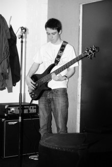 Joe black and white 1