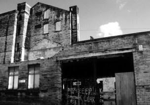 Thompsons mill - Bradford black and white 5