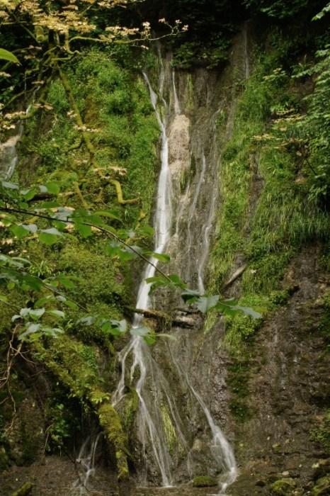 Ingleton waterfall 25