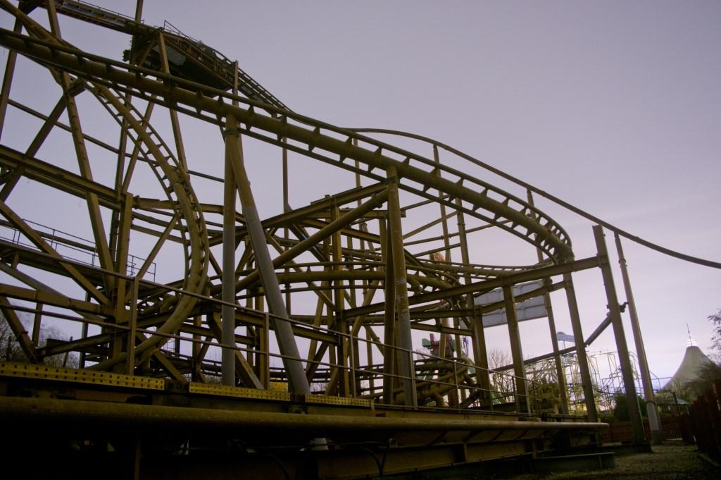 Camelot Theme park  Chorley  November 2012  www
