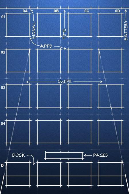 Cute Love Theme Wallpaper Iphone Savior Iphone Blueprint Wallpaper For Your Home Screen