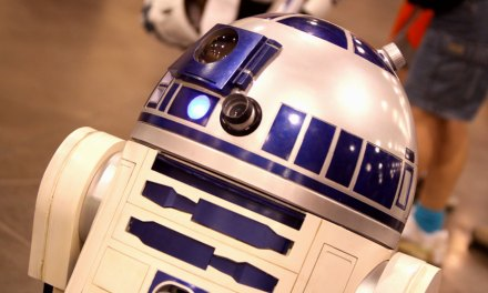 Star Wars: pourquoi nous attachons-nous à un robot?