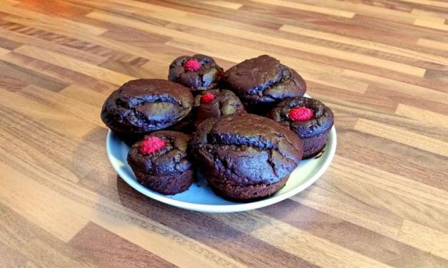 [Recette] Gâteau au chocolat sans beurre ni sucre
