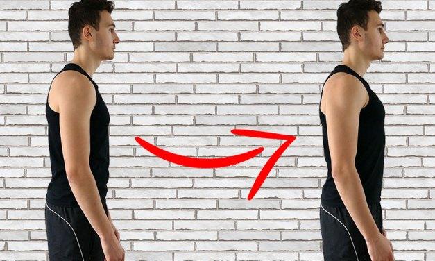 Corriger les épaules vers l'avant : le meilleur exercice