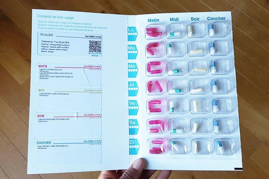 Qu'est-ce qu'un pilulier et pourquoi en utiliser un ?