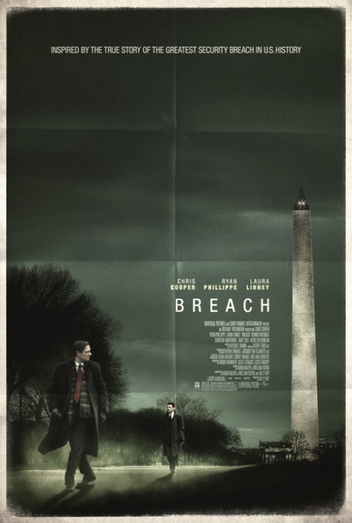 poster of the movie «Breach»