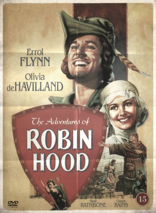 Poster of the movie «The Adventures of Robin Hood»