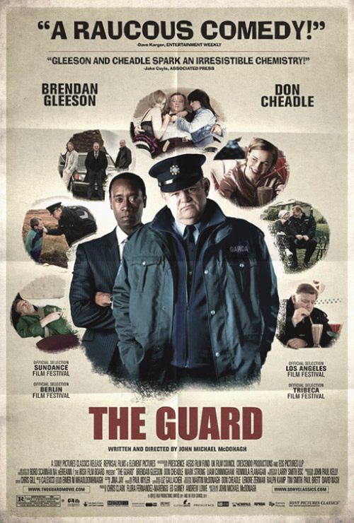 Poster of the movie «The Guard»