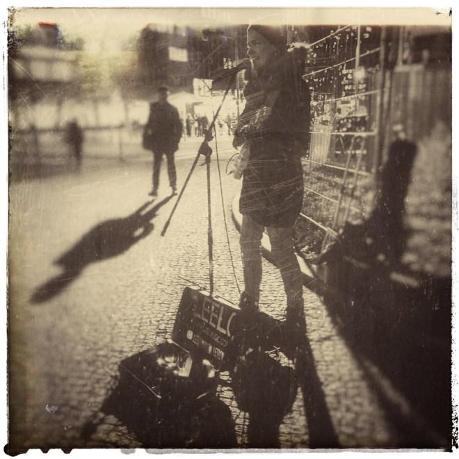 Leelo at Wittenberg-Platz