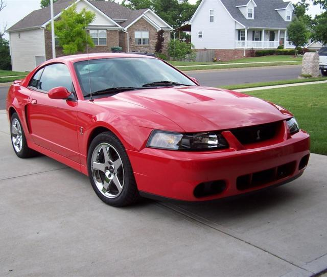 Mustang Cobra Tf Style Heat Extractor Fits