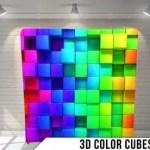 3DColorCubes