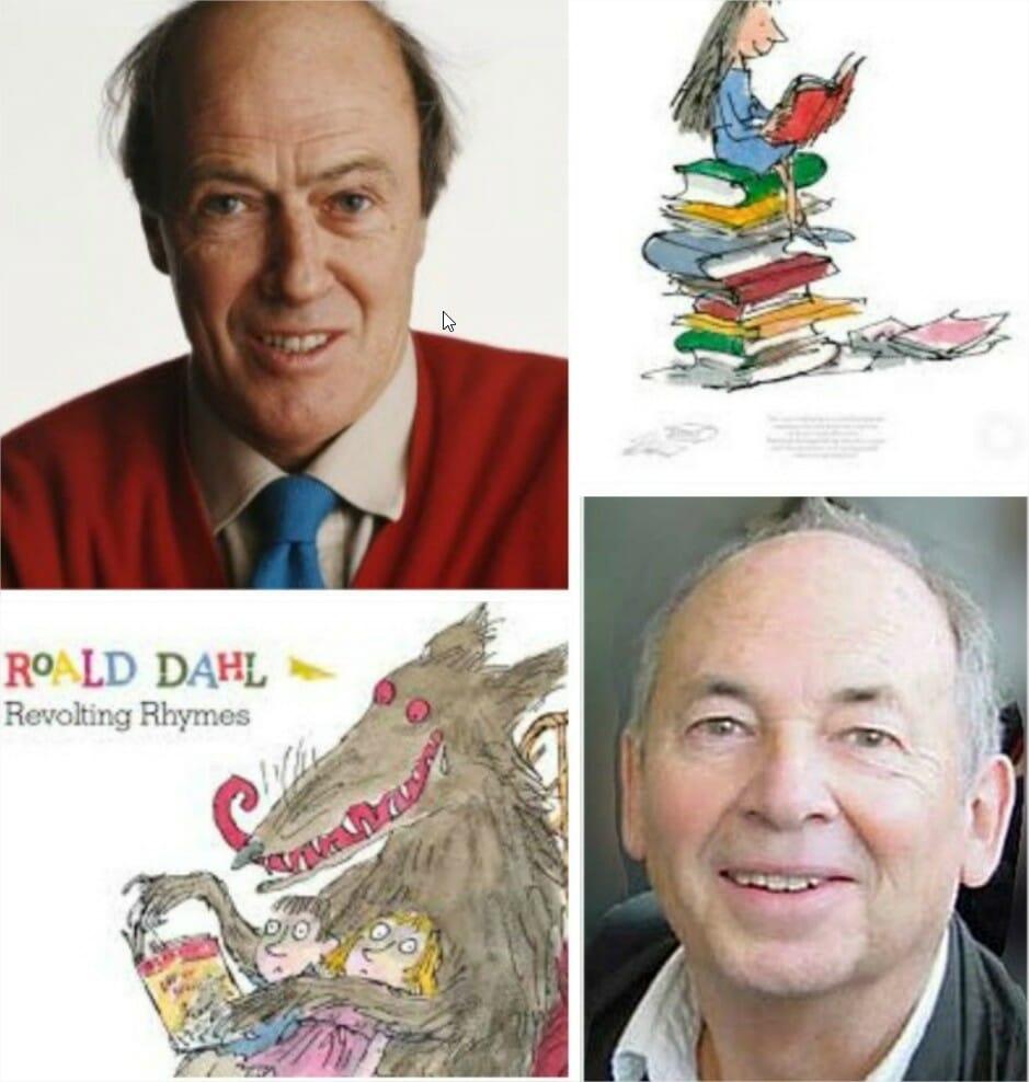 ilustradores y escritores infantiles