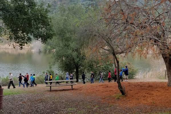 Franklin Canyon Field Trip