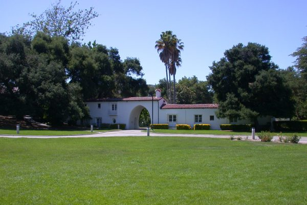 King Gillette Ranch Lawn and Mansion