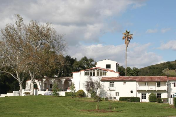 King Gillette Ranch Mansion