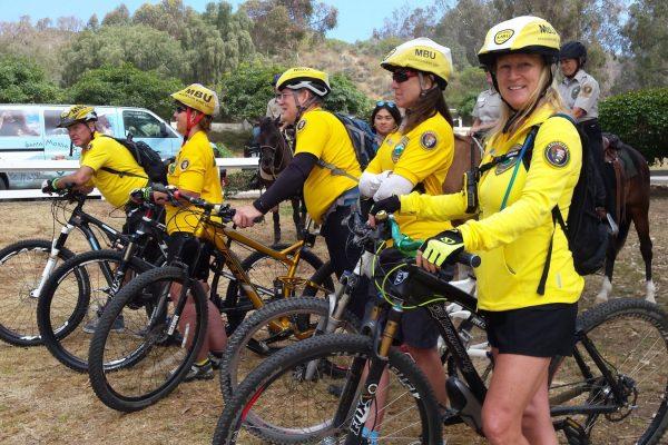 Mountain Bike Unit