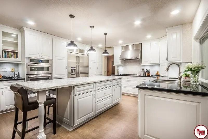 Cabinet Refacing & Countertop Installation San Diego