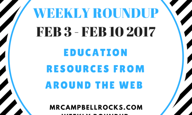 Friday Roundup: My Favorite Education Articles From Feb 3 to Feb 10th 2017