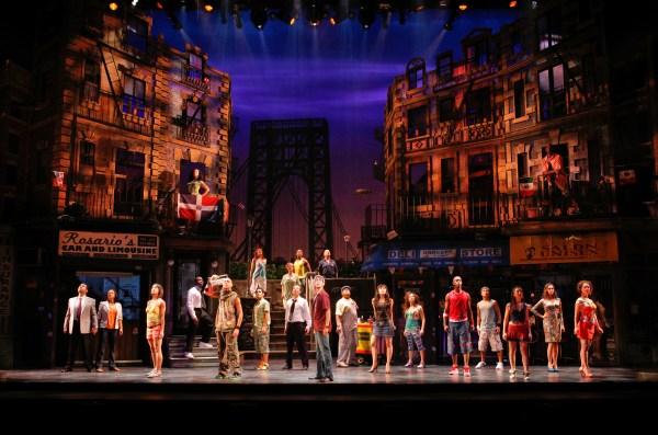 Mrcellophane13 Ben' Broadway