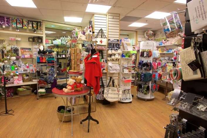 HOSPITAL GIFT STORES