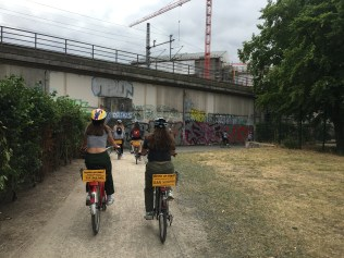 Berlin Bike Ride (photo by Melissa Carr)