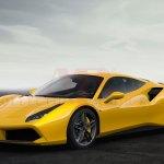 Ferrari 488 Gtb Bold Yellow 1 43 Mr Collection Models