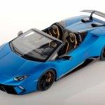 Lamborghini Huracan Performante Spyder 1 18 Mr Collection Models