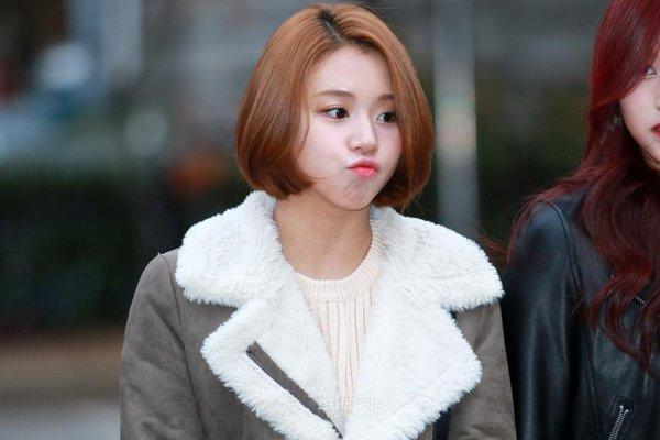 Image 43cea4dd115614b56c81957fbbe7bd5d in post 11 thần tượng Kpop xinh đẹp của Hàn Quốc sinh năm 1999