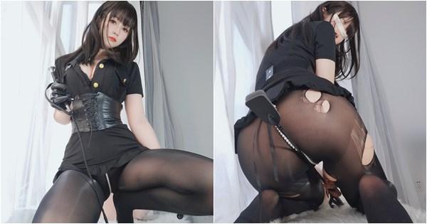Coser@白银81: 抖S姐姐 (59 ảnh + 2 videos)