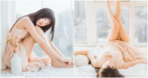 Coser@桜桃喵 Vol.010: 喵呀 (30 ảnh)