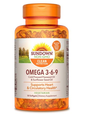 omega 3 and 6 for thinning hair