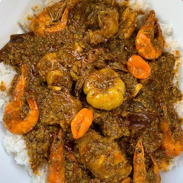West African Foods superkanja