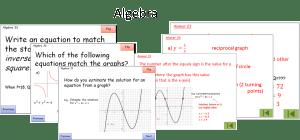 Algebra Flashcards