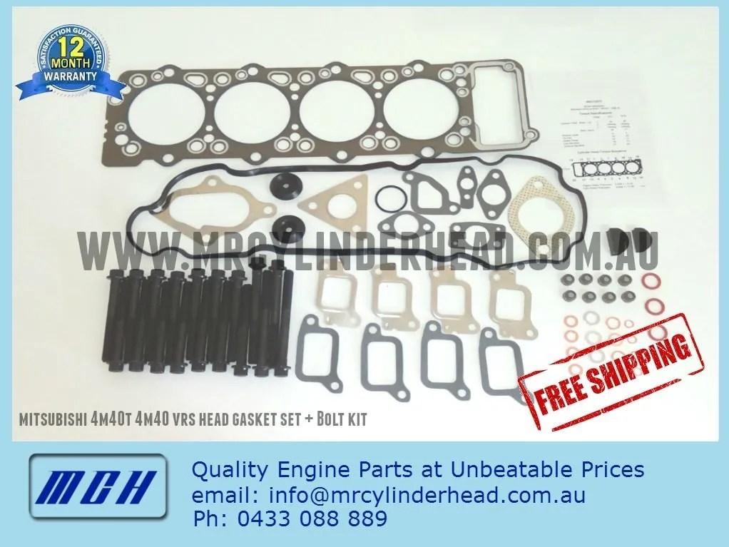 mitsubishi-4m40t-vrs-gasket-set-head-bolt-kit-mch