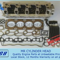 Hyundai Santa Fe D4EB cylinder head kit back