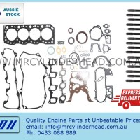 Toyota 5L full VRS gasket set and head bolt kit