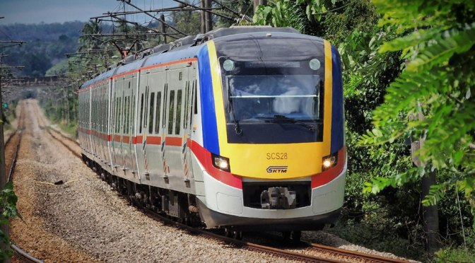 KTMB's Ipoh-KL-Seremban Electric Train Service (ETS) Schedules & Fares